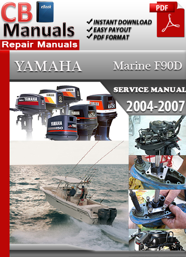 Yamaha Marine F90d 2004