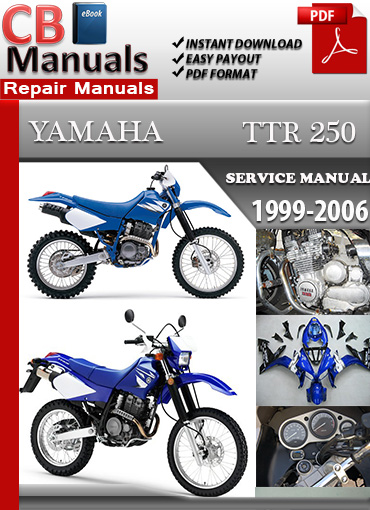 Yamaha Ttr 250 1999