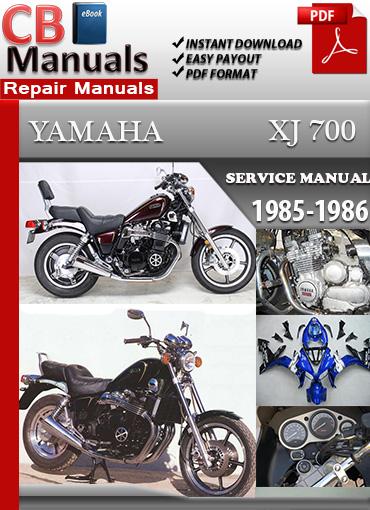 1986 Yamaha Maxim 700 Wiring Diagram - Cool Wiring Diagrams on