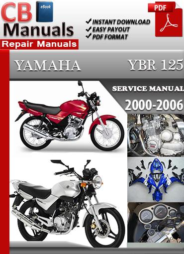 Yamaha Ybr Manual